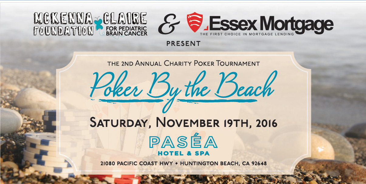 2016 Poker At The Beach